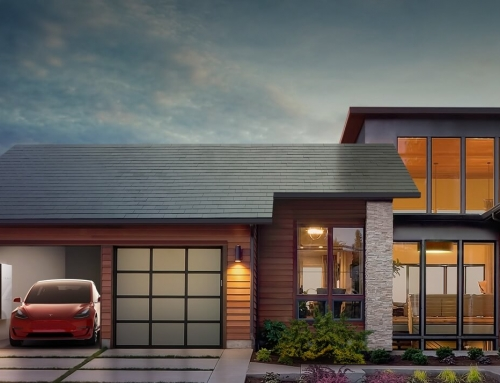 Tesla unveils integrated Solar Roof Tiles ! #gamechanger