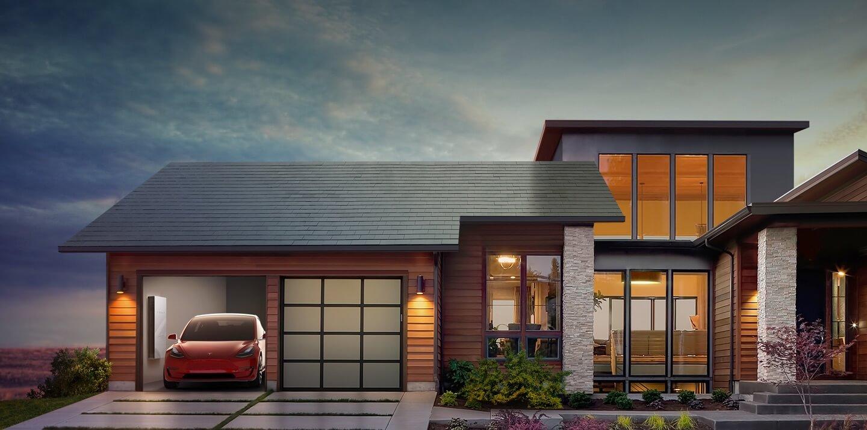 solar root tiles tesla mortgage finance